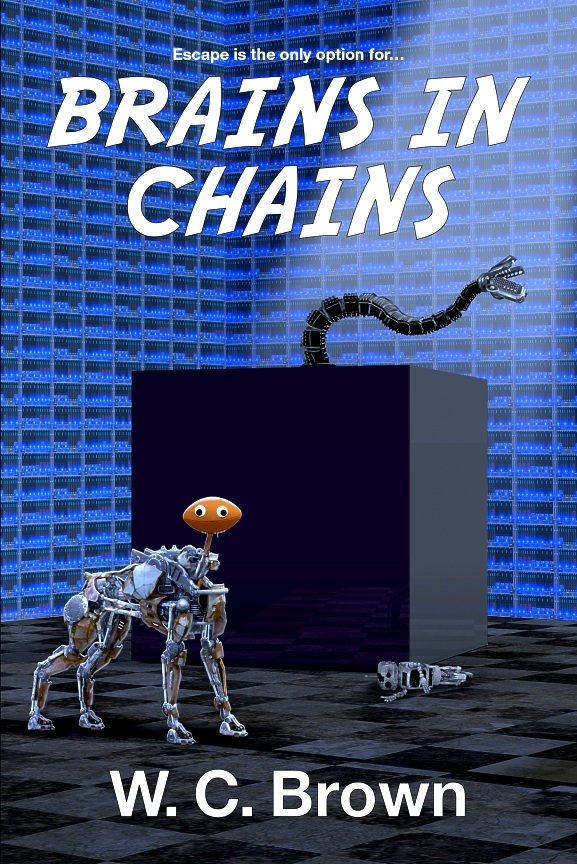 Brains In Chains book cover