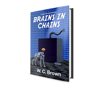 Book cover Brains In Chains