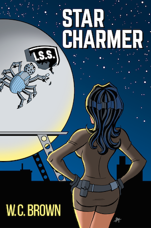 Star Charmer (Brains In Chains Book 2) book cover