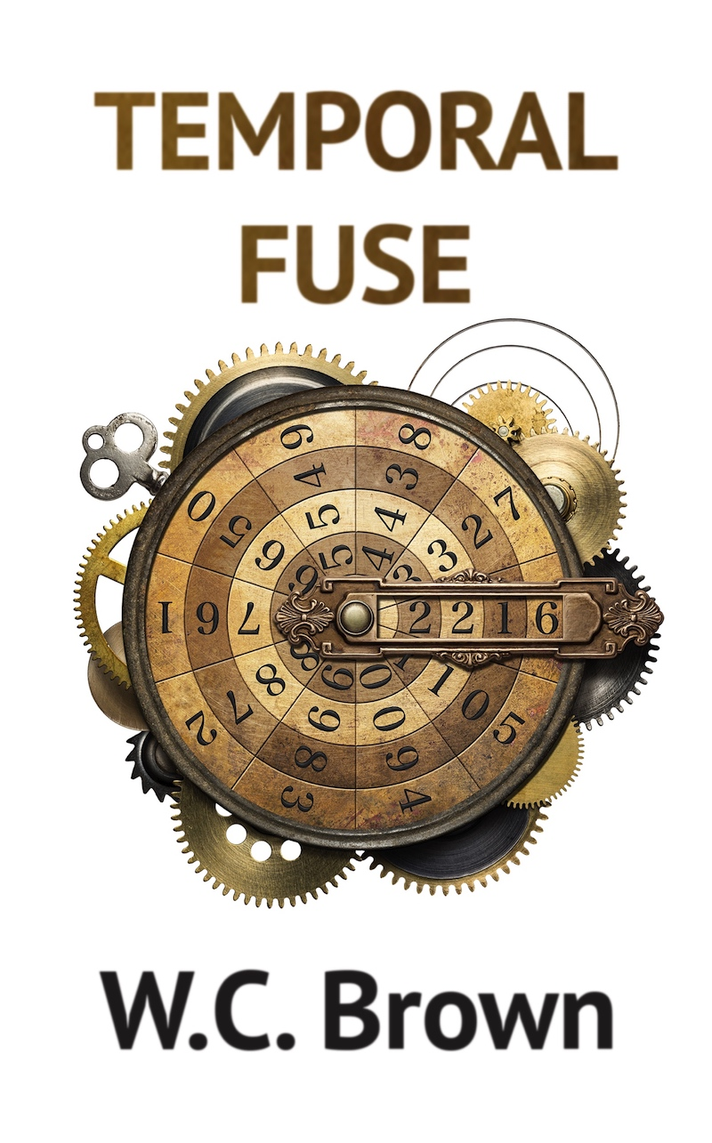 Book Cover Temporal Fuse